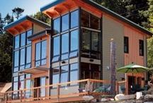 Energy Efficiency / by Timber Home Living