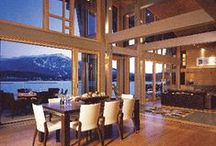 Timber Frame Decor