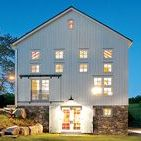 Timber Frame Barns / Timber frame barns are popular for a reason right now. They are beautiful, classic and give you the open-concept you've been dreaming of. From party barns to classic red barns, take a home tour of your favorites.