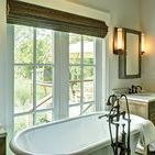Timber Frame Bathrooms / Find your dream timber frame bathroom here by searching through our home tours so you can draw upon different inspirations for your own design.