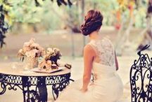 Weddings / Behold all my future wedding ideas and plans....all except for a groom.  / by Brianne Villarreal