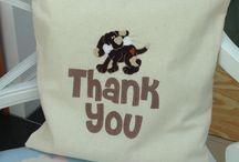 Machine Embroidery / Love my Janome MC9900