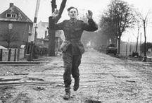 war/guerra / La prossima guerra mondiale sarà combattuta con le pietre.  Albert Einstein   Fra le armi tacciono le leggi.  Cicerone / by Lina Scognamiglio