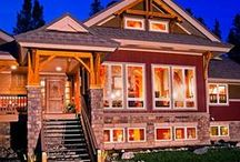 Amazing Timber Frame Houses / A few of our favorite entries from the 2013 Readers' Choice Awards. Enjoy!