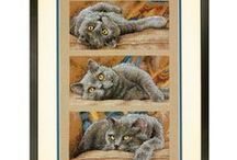 Needleworks / Mary Maxim offers a variety of cross stitch, embroidery, needlepoint and quilt kits as well as stitchery supplies and accessories.