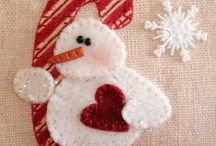 Snowman luv / by Susan DeJong