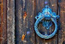 { Door } / by C F
