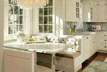 KITCHEN LOVE / Inspiration for my dream kitchen