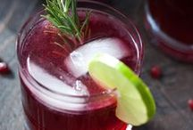 DRINKS & COCKTAIL RECIPES / Drinks & cocktail recipes I love and want to try