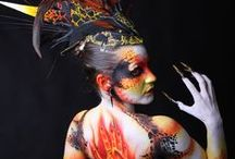My Art / My body art and creative things