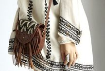 Style Inspiration / Bohemian Fashion