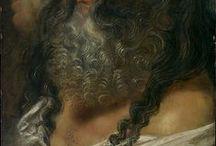 Hair, in Oil Painting