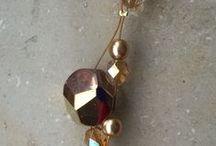 Portfolio / Mijn eigen gemaakte unieke sieraden en juwelen