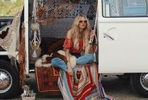 gypsy style / All things boho, hippie, nomadic inspiration