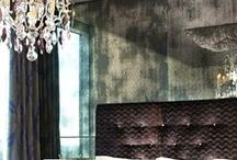Mirror Walls - Inspiration / mirror mirror on the wall... Home decor Inspiration.