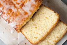 BREAD/MUFFIN RECIPES / Breads, quick breads, and muffin recipes I love and want to try