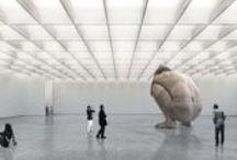 architecture   art spaces