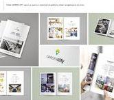 Garden city. Folder dla Międzynarodowych Targów Poznańskich