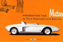 classic cars U.S.A. / by Lou Sephyr