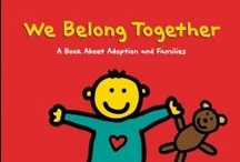 Adoption / books we own for Kids & Parents