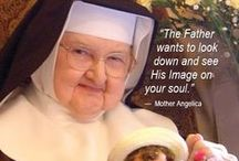 Mother Angelica: Great Quotes / by EWTN Global Catholic Network