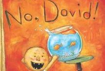 Behavior / books we own, for kids and parents
