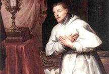 Saint of the Day: June / Daily spotlight for a Catholic Saint on their feast day.  / by EWTN Global Catholic Network