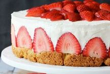 Food / Recipes, baking and food inspiration.