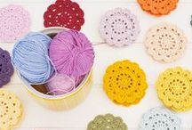 Knit + Crochet / Knitting and crochet tutorials and patterns