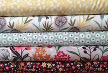 Fabric / Fabrics I love
