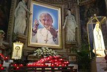 St. John Paul II & John XXIII Canonizations / EWTN's Extensive Coverage Leading up to the Canonizations of Bl. John XXIII & Bl. John Paul II April 27, 2014 / by EWTN Global Catholic Network