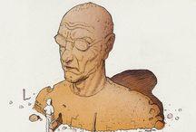 Grandi Illustratori - Moebius (Jean Giraud)