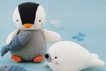 Penguins / Cute penguins, craft projects and penguin themed party inspiration