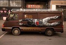 Art Advertising / Art in advertising