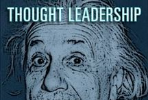 Thought Leadership / Big ideas, thoughts and quotes on politics, sex, religion, culture, the future.