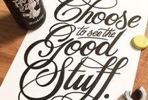 20 / Typography and lettering ideas