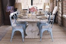 Industrial/Shabby Chic. / by Alana Michele