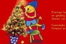 Thema Kerstmis - Nieuwjaar