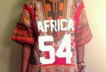 Africa Fashion Urban / Editorial de Moda - Cuca Modubim