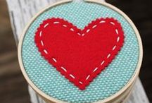 Hearts / Inspiration for Valentine's Day, Weddings, Anniversary's, Heart themed projects, DIY craft projects and more...