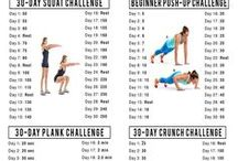 Exercises, healthy