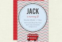 Wheels on the Bus / Wheels on the Bus party ideas, printables, bus themed designs.