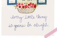 Pretty Quotes/Art