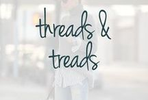 Threads and Treads / The city professional with a nightlife bohemian twist