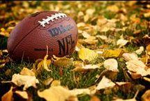 Football..Football..Love Me Some Football... / by Karol Witherow