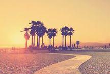 {Cali vibes} / Beach Ready. / by Helena Hounsel