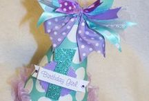 birthday party ideas / by Crystal Smith