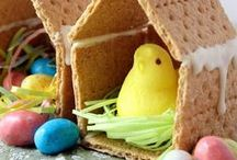 Easter Inspiration / Fun inspiration, crafts, decorations, and activities for the Easter season. / by Funsational