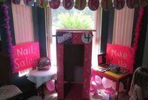 Maya's Birthday Party / by Shana Diallo