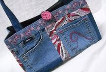 DIY - Bags / DIY bags gathered by The Simple 66 Gal. Visit www.simple66gal.com. / by Kimberly Sutor